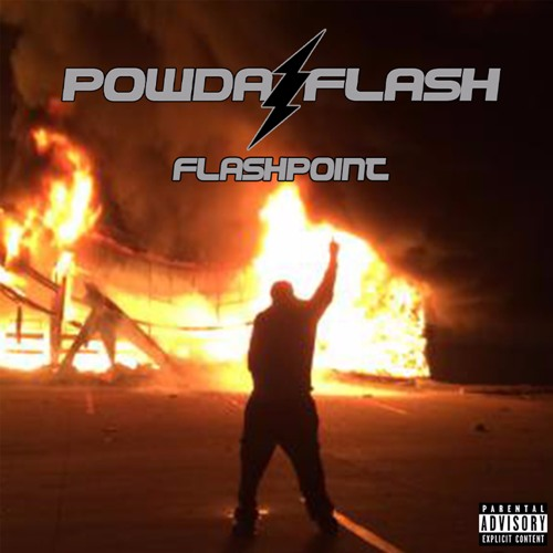 PowdaFlash - FlashPoint (Produced By Ricky) Hip Hop
