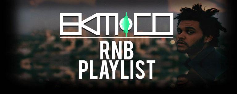 RnB Playlist Week 40 -EKM.CO