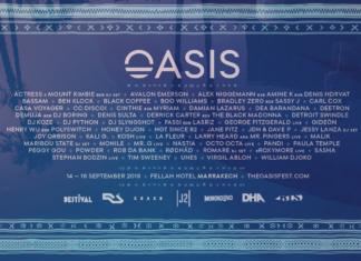 Oasis Festival 2018 - Morroco - EKM