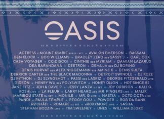 Oasis Festival 2018 - Techno - EKM