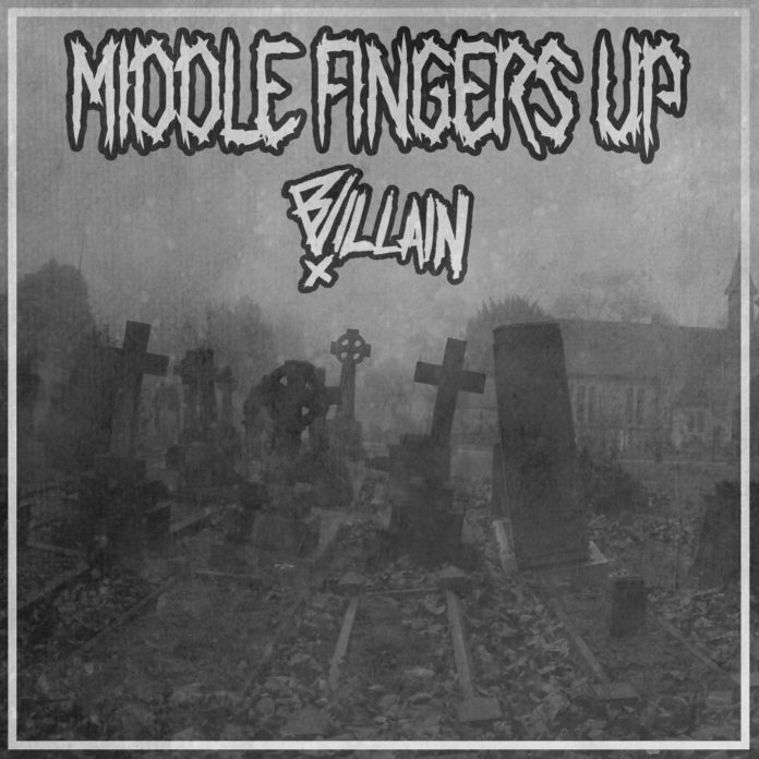 B-Villain - Middle Fingers Up -Dubstep