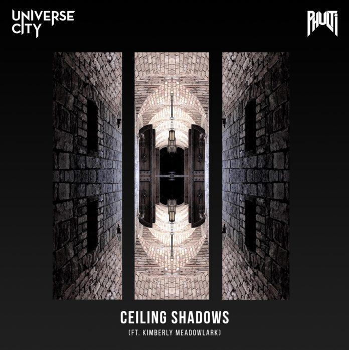 Phulti & Universe City - Ceiling Shadows (ft. Kimberly Meadowlark) - EKM