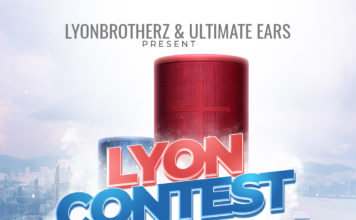 Lyonbrotherz & Ultimate Ears Present Lyon Contest - EKM
