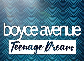 Boyce Avenue Teenage Dream Luca Schreiner Remix EKM