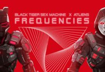 ATLiens Black Tiger Sex Machine BTSM Dubstep collaboration frequencies
