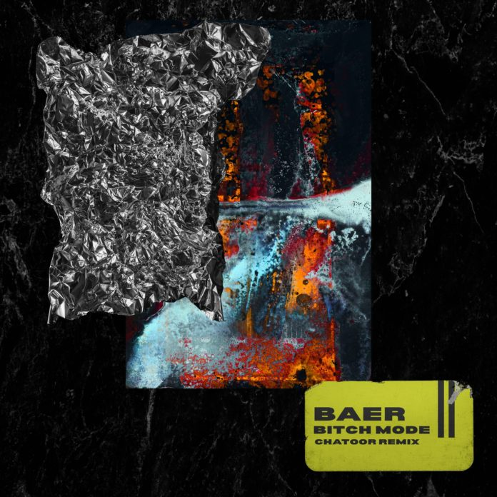 [PREMIERE] BAER BITCH MODE gets a Hard Trap Remix from CHATOOR