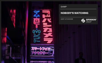 GAWP Delivers Another Tech House Hit 'Nobody's Watching'