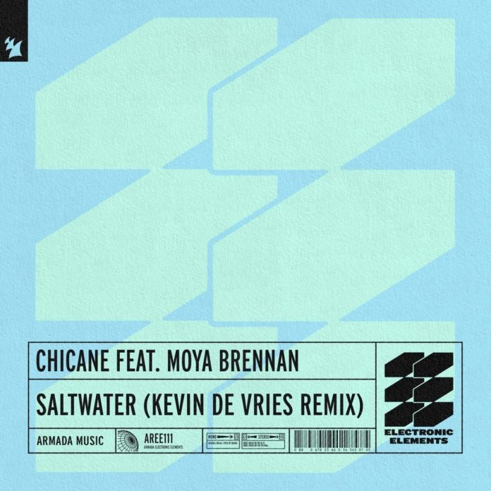 Kevin de Vries Puts His Creative Spin on Chicane's Saltwater