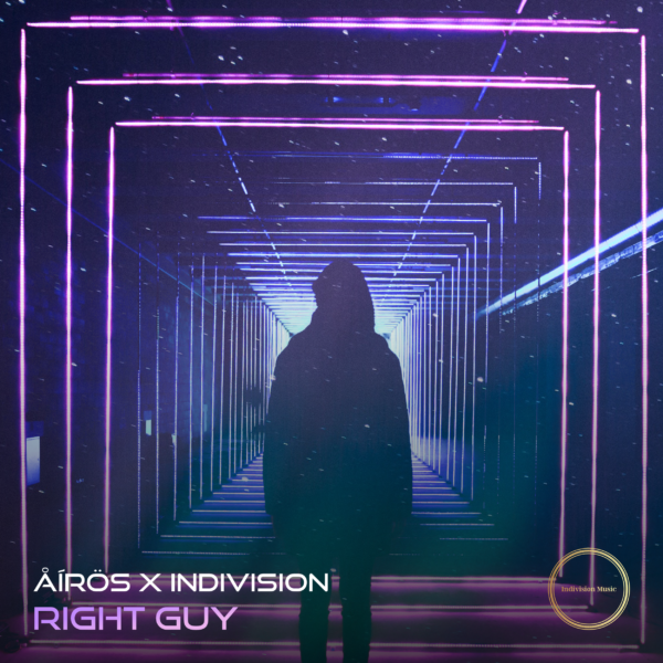 "Åírös & Indivision drop the Housy, Funky and Popy ""Right Guy"""