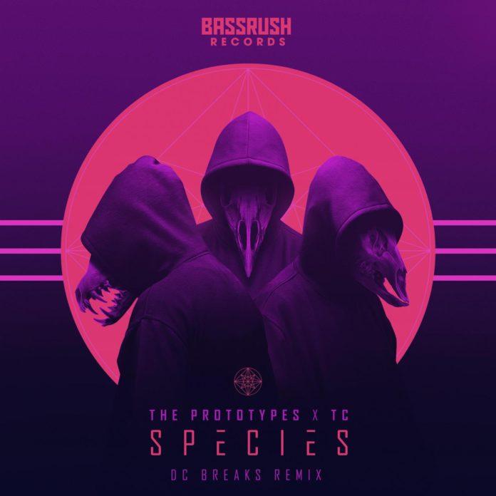 TC x The Prototypes - Species-dc-breaks-remix-DnB- EKM.CO Feature