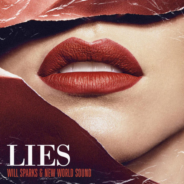 Will Sparks Switches to Electro Pop With His Release 'Lies'