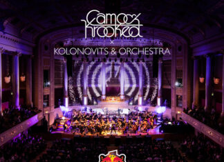 Camo & Krooked x Redbull Symphonic Orchestra