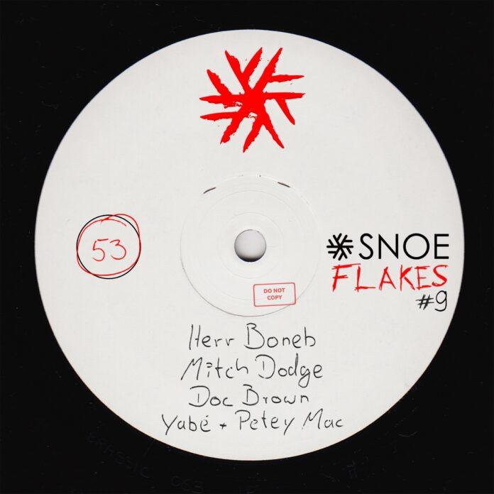 Doc Brown, SNOE, Tech House playlist