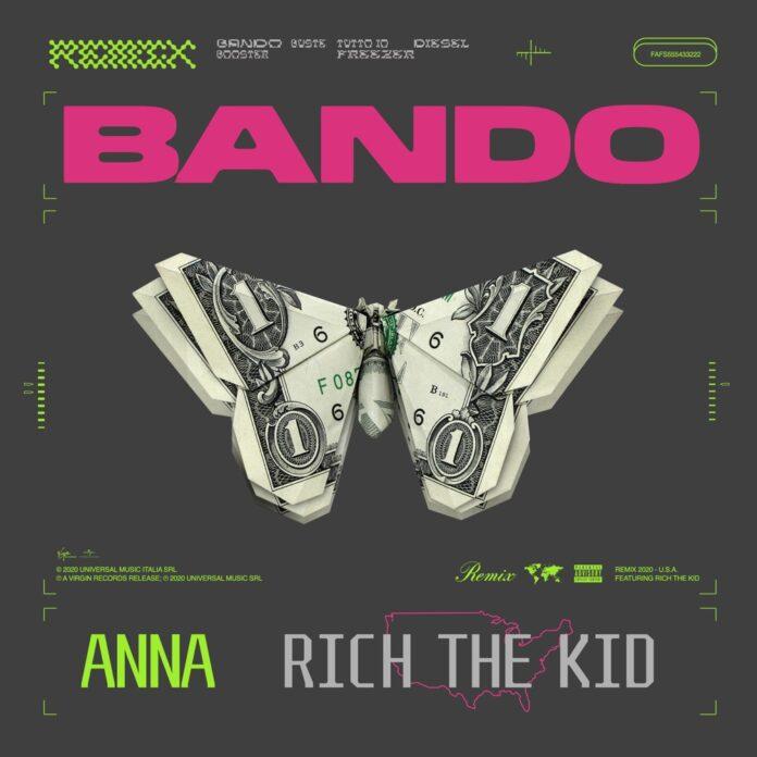 ANNA, Rich The Kid, Universal Music Italia