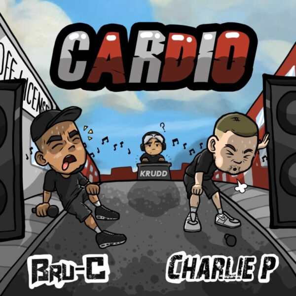 Bru-C - Cardio, Charlie P, Drum and Bass music