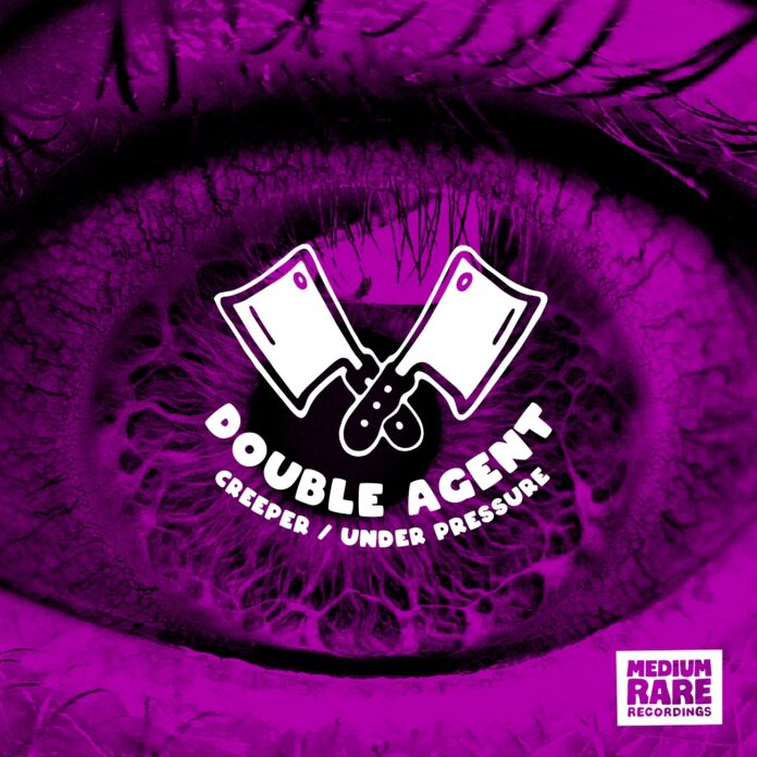 Double Agent - Creeper - Medium Rare Recordings - EKM.CO Feature - Tech House