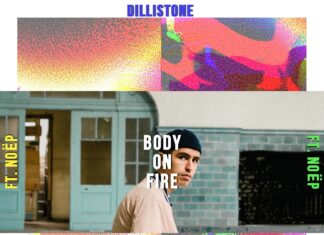 Dillistone & NOËP Collab On 'Body On Fire' on a Deep House playlist