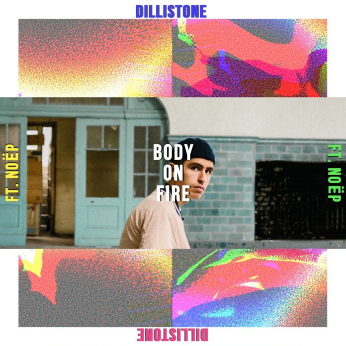 Dillistone & NOËP Collab On 'Body On Fire' on a Deep House playlist