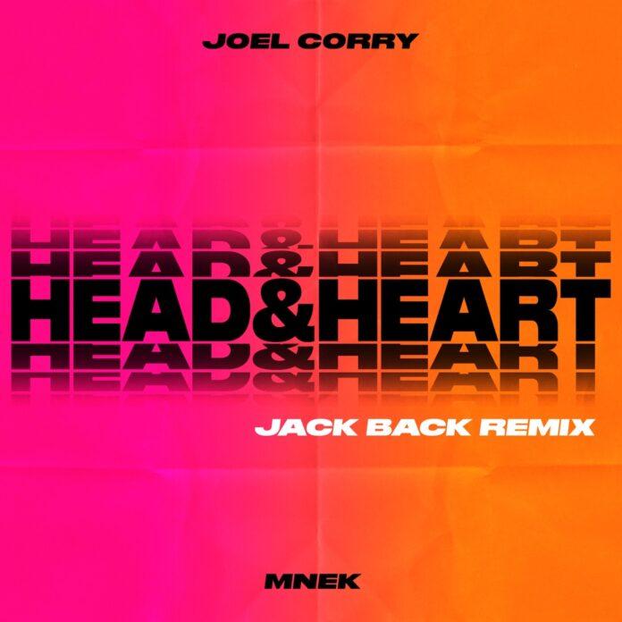 Jack Back, MNEK, Joel Corry