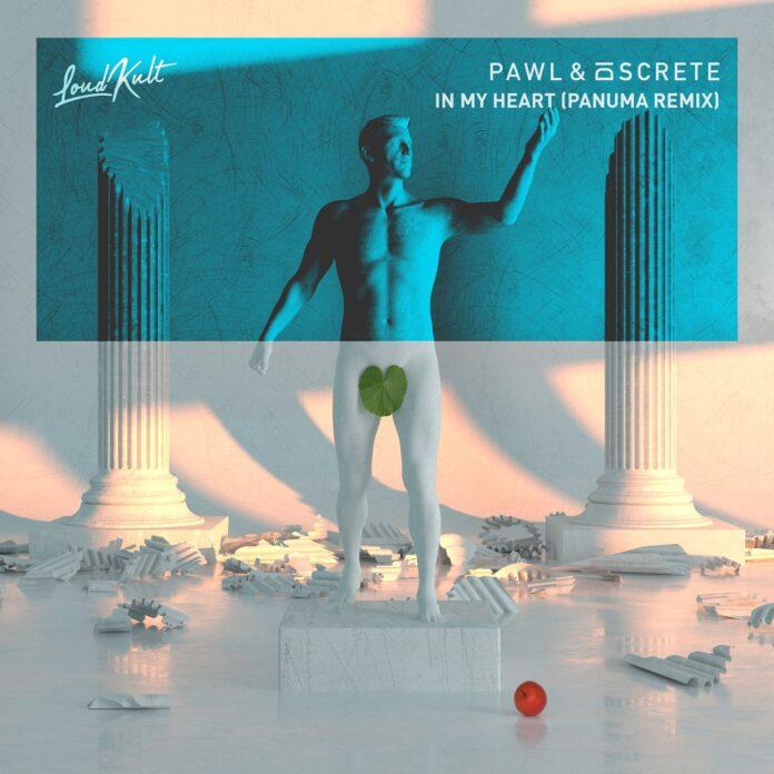 Pawl, Discrete - In My Heart (Panuma Remix) - EKM.CO Feature