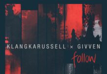Klangkarussell - Follow, GIVVEN, Bias Beach Records