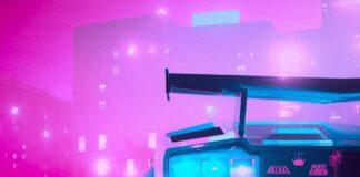 Nazaar, Pixel Terror, Bassrush label