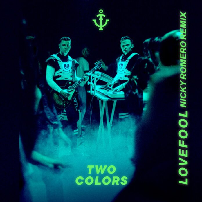 Nicky Romero, twocolors, Virgin Records