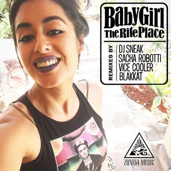 BabyGirl The Rite Place and Sacha Robotti Remix