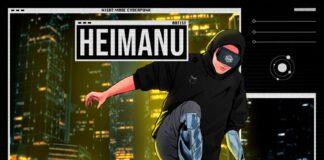 Heimanu - Atrea Night Mode Music Cyberpunk compilation Nu Rave Music