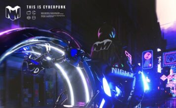 This is Cyberpunk, Night Mode compilation, Cyberpunk 2077 music, Cyberpunk music, DMCA Free EDM