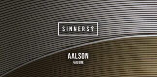 Aalson - Failure - new Aalson music - Sinners Records - dark Melodic House & Techno