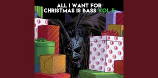 Rolls Rollin - New Rolls Rollin Music - Kannibalen compilation - All I Want For Christmas Is Bass Vol. 5