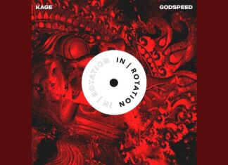 Kage-new Kage music- IN/ROTATION music