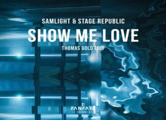 Thomas Gold, Samlight & Stage Republic, Thomas Gold edit, Fanfare Records