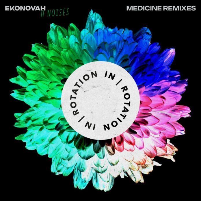 Ekonovah, NOISES music, Kage remix, IN/Rotation