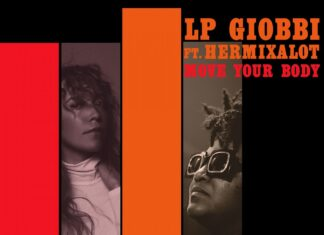 LP Giobbi - Move Your Body, new LP Giobbi music, hermixalot, Insomniac, FEMMEHOUSE