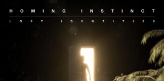 Lost Identities - Lost Identities album - Homing Instinct LP - cinematic Melodic Dubstep