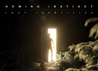 Lost Identities - Lost Identities album - Homing Instinct LP - cinematic Melodic Dubstep