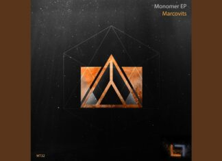 Marcovits, Mercurial Tones, Marcovits - Monomer EP