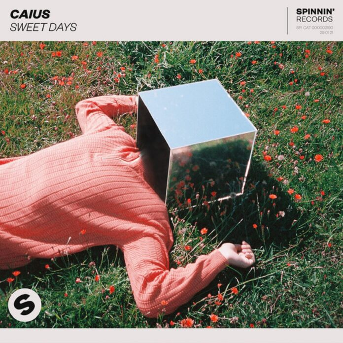 Caius - Sweet Days, Spinnin' Recs, new Caius music, chill Deep House music