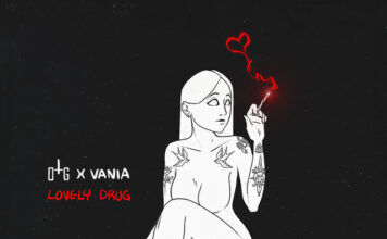 One True God x Vania - new Vania music - Lovely Drug EP
