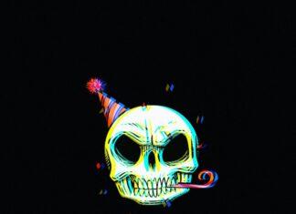 Riot Ten x CHRMNDRS - Krystall Poppin - new Riot Ten music - Dim Mak Dubstep