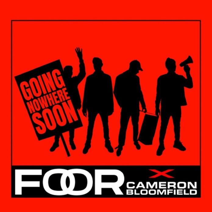 FooR x Cameron Bloomfield, Going Nowhere Soon DnB, UKF Premiere, new FooR music
