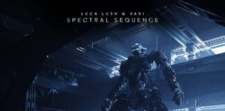 Luca Lush x VARI - Spectral Sequence, SLANDER's label Heaven Sent