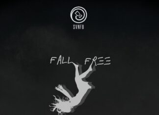 SVNF8 - Fall Free, mau5trap Techno, new SVNF8 music, dark Techno music
