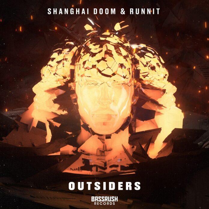 Shanghai Doom x Runnit - Outsiders, Bassrush Leftfield Bass, Leftfield Bass Playlist 2021