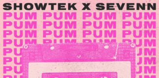 Showtek & Sevenn - Pum Pum, new Showtek music, SKINK Records