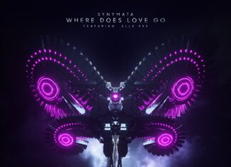 Synymata - Where Does Love Go, new Synymata music, Elle Vee vocal, Heaven Sent Records