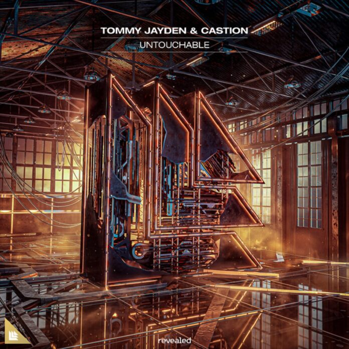 Tommy Jayden x Castion - Untouchable, new Tommy Jayden music, Revealed Music, Bass / Future House