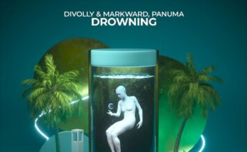 Divolly & Markward, Panuma - Drowning, ChillYourMind, new Divolly & Markward music, Drowning lyric video